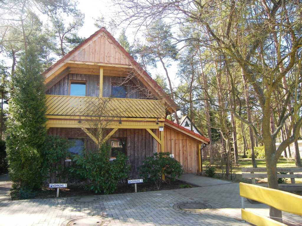 Ferienhaus Knopf mit 3 Ferienwohnungen, Wohnung 02