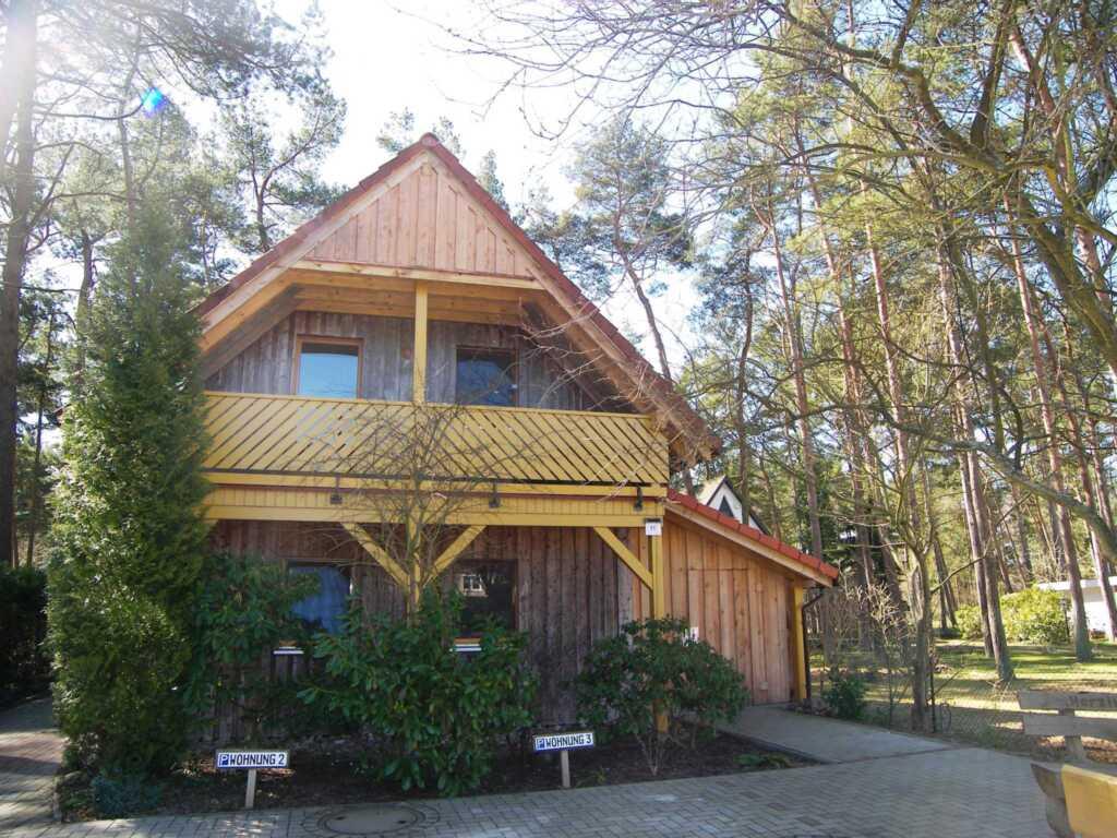 Ferienhaus Knopf mit 3 Ferienwohnungen, Wohnung 03