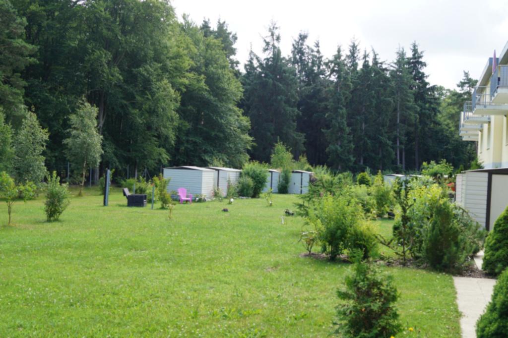 Küstenwald - Ferienwohnung Eikkater R21