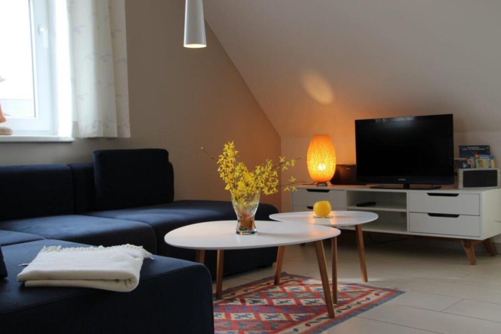 Appartement Meerzeit mit Meerblick, 3-R-App. Mee