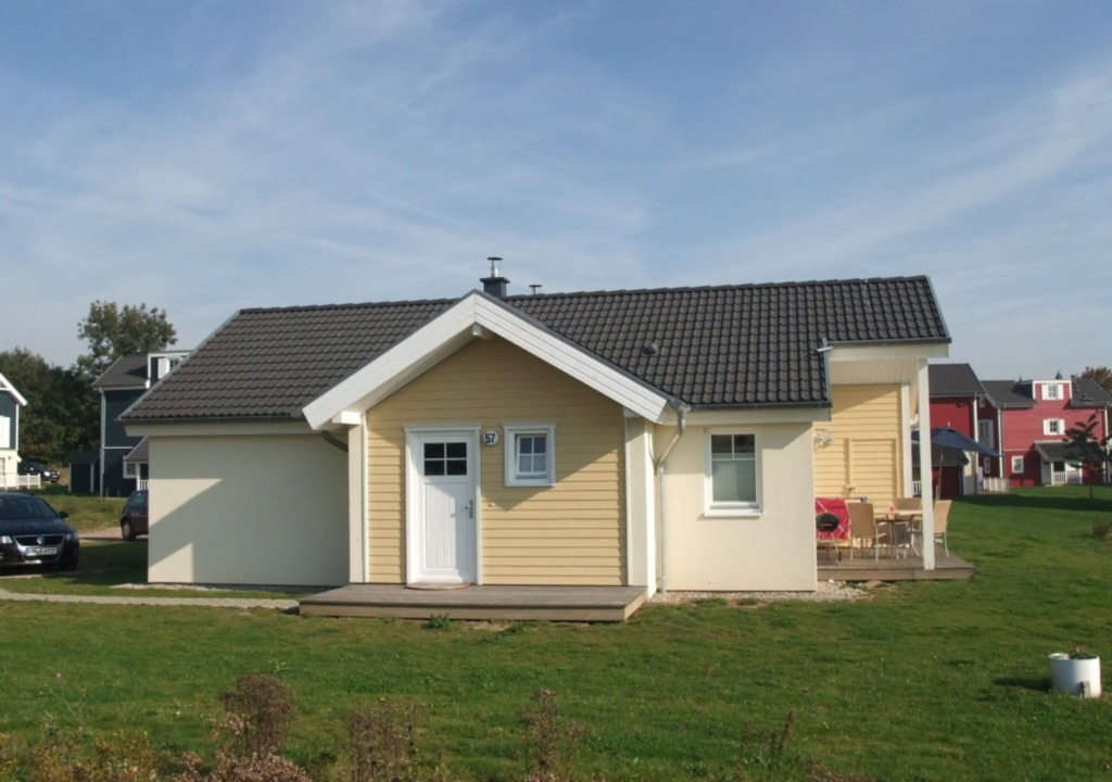 H057 Bungalowh�lfte 'Brigg', H057 Bungalowh�lfte '