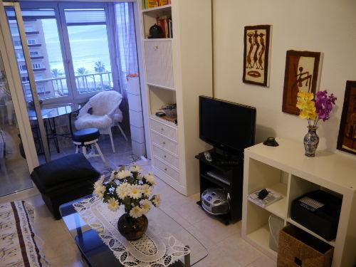 Wohnzimmer und Wintergarten