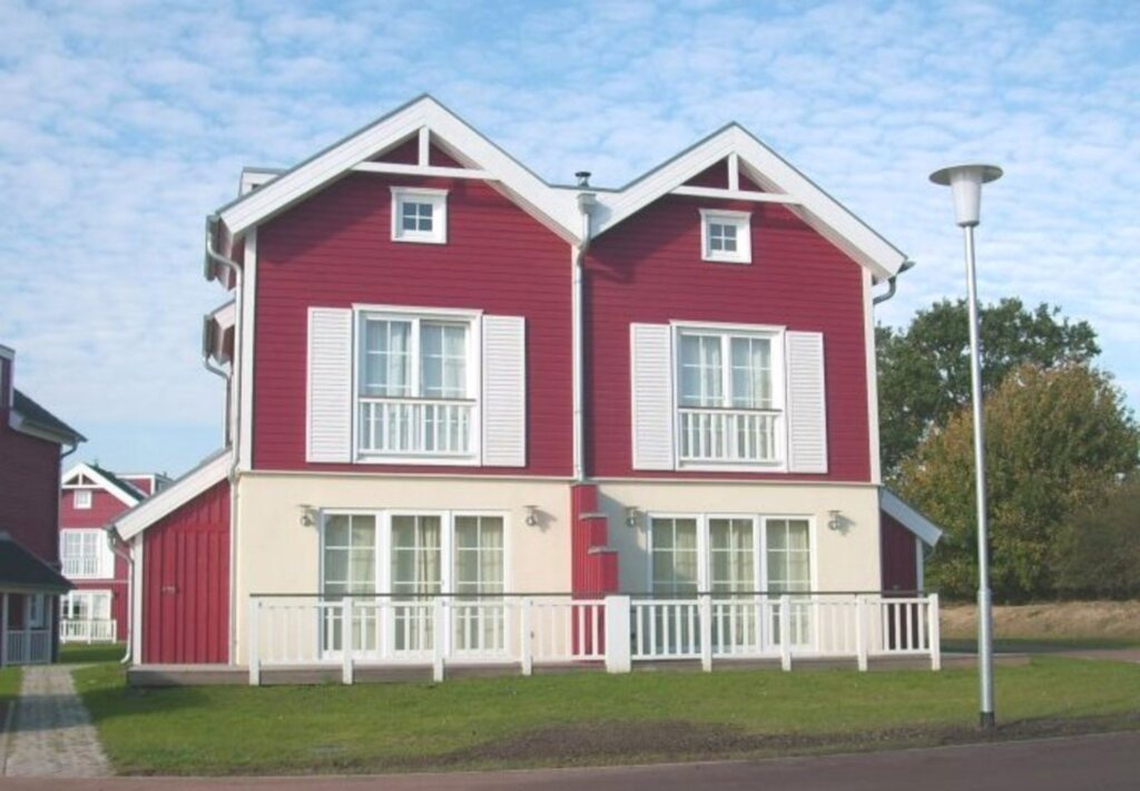 H080 Doppelhaushälfte Windjammer, H080 Doppelhaus