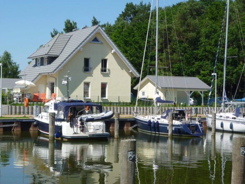 Kapit�nsresidenz - Haus direkt am Wasser - Neu 201