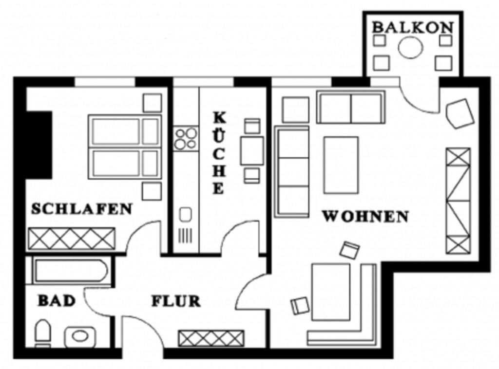 Ferienwohnung Residenz am Badepark - Nikolaus, FeW