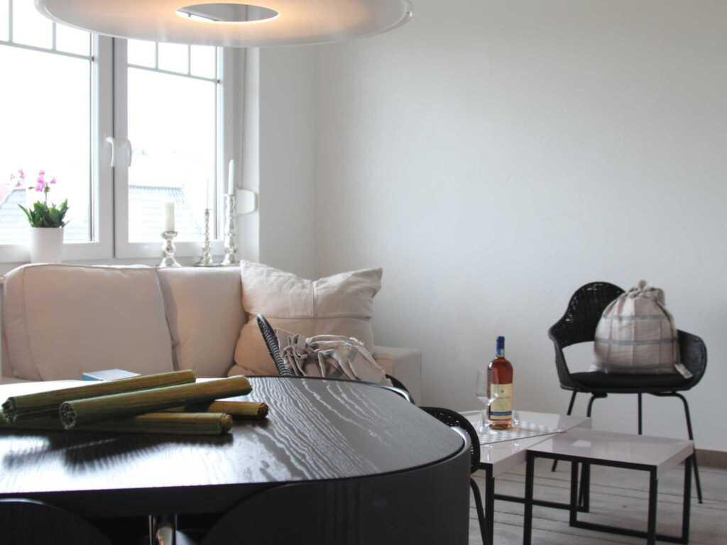 Ferienappartement Seeschwalbe 2 Schlafzimmer, Balk