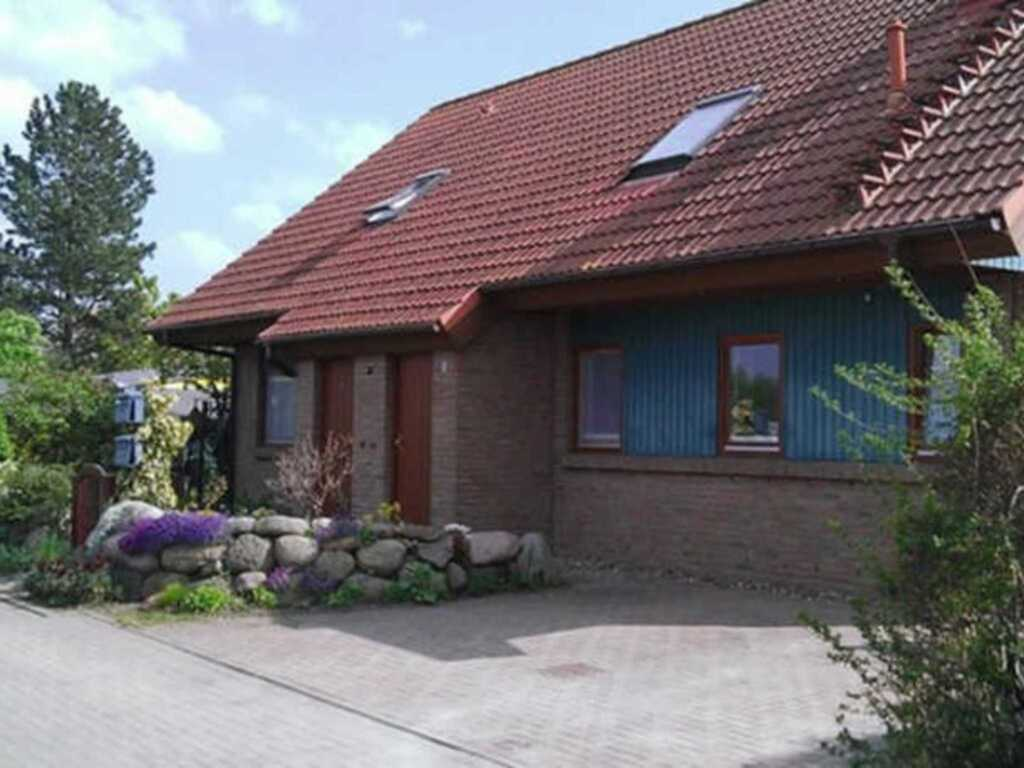 Modernes Ferienhaus Aquamarin mit Kamin, 3-Raum-FH