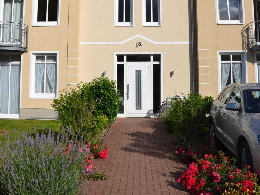 Ferienwohnungen Villa 'Am Sonnenstrand', Kat III -