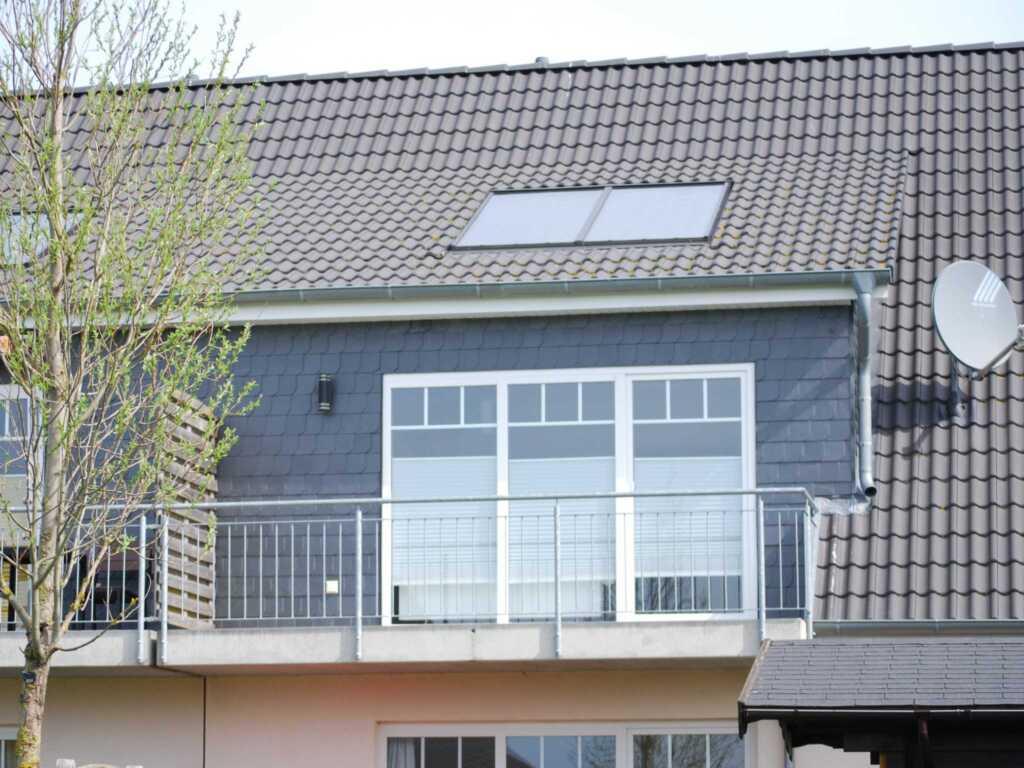 Exklusives App. Kliff am Meer, W-LAN, Balkon, 3 Ra