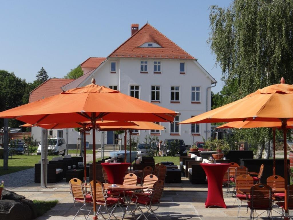 Hotel & Restaurant Am Peenetal, Appartement