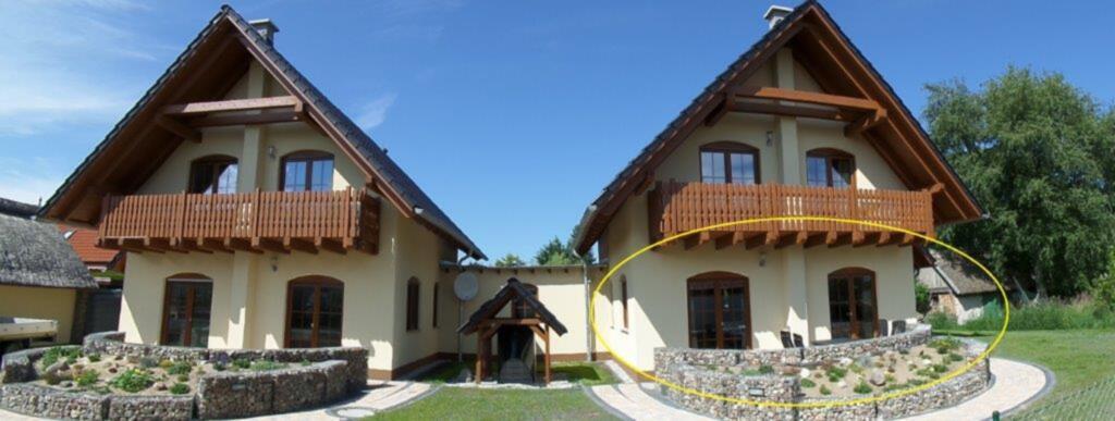 Ferienhaus Leo & Livia, Erdgeschosswohnung 'Livia'