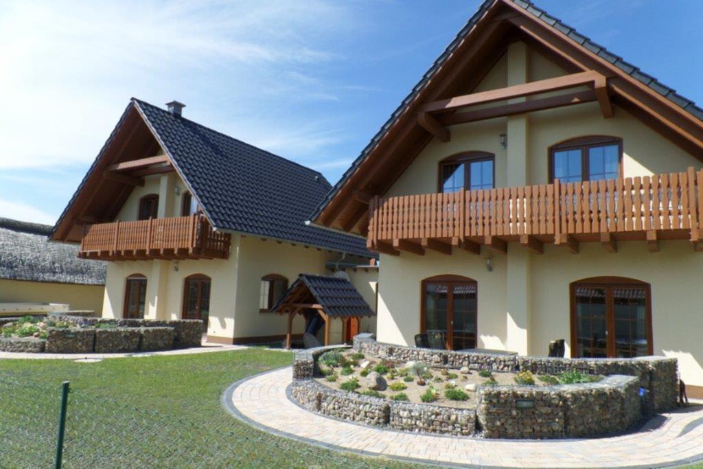 Ferienhaus Leo & Livia, Obergeschosswohnung 'Leo'