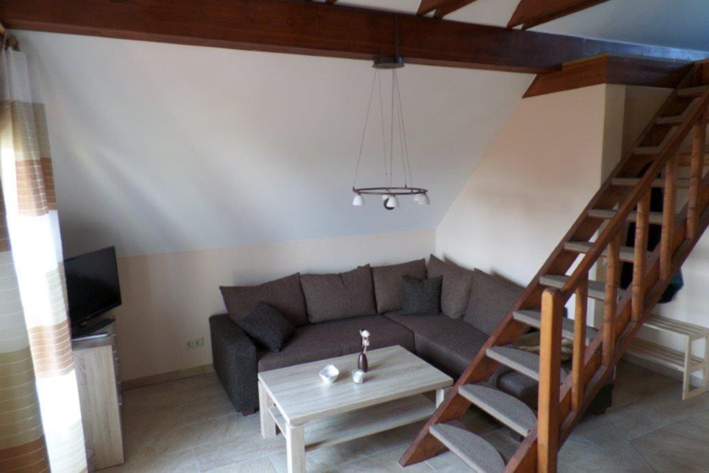 Ferienhaus Leo & Livia, Obergeschosswohnung 'Livia