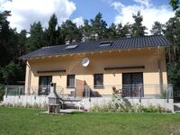 Doppelferienhaus am Wald, Doppelhaushälfte  'Amsel' in Krakow am See - kleines Detailbild