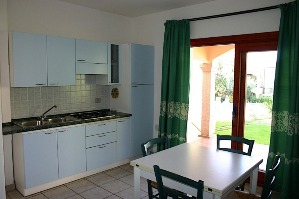 Residence Badus, 1-Zimmer-Appartement