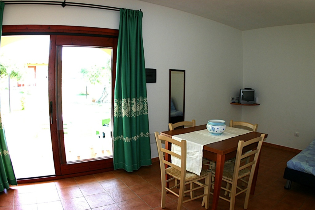 Residence Badus, 2-Zimmer-Appartement