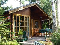 Blockhaus in Baabe - für 2 Erw. u 1 Kind von 5-16 Jahre, Ferienwohnung Blockhaus in Baabe (Ostseebad) - kleines Detailbild