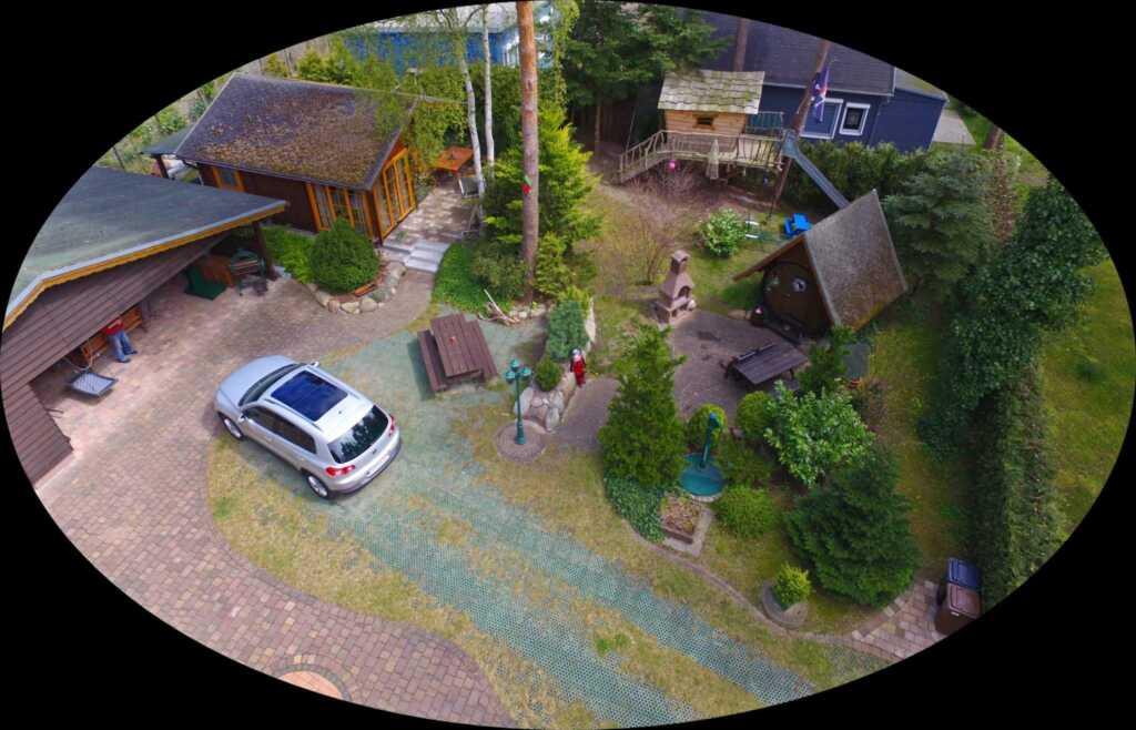 Blockhaus in Baabe - für 2 Erw. u 1 Kind von 5-16