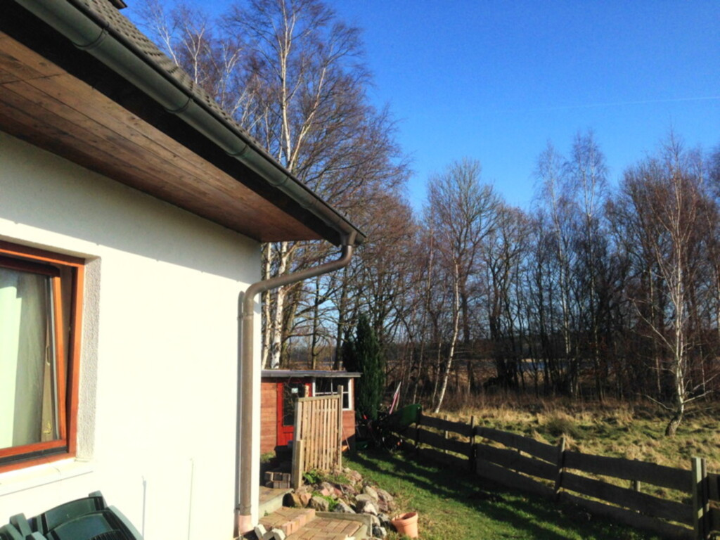 Ferienhaus mit Stromblick, Ferienhaus