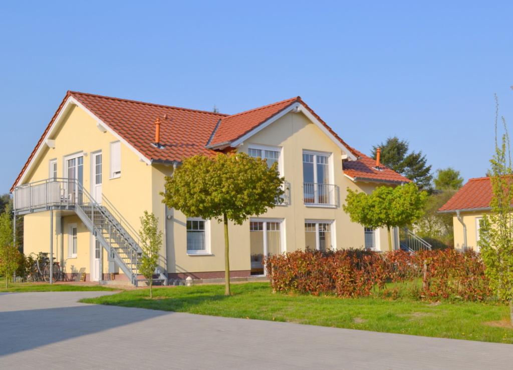 Ferienwohnungen 'Am Mühlenkamp', Kat. III - Wohnun