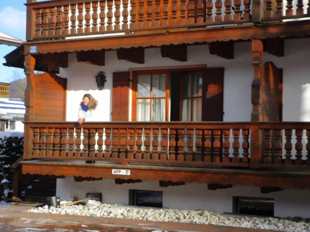Christina im Margaretenhaus, Ferienapartment Chris