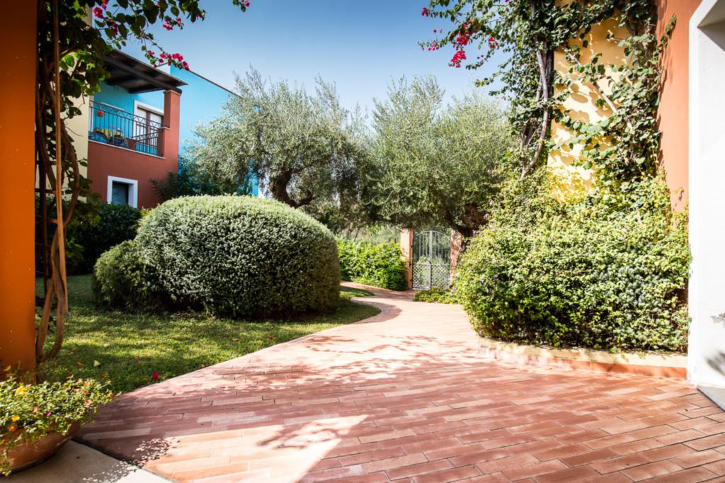 Wunderschöne Residence Borgo degli Ulivi, 3-Zimmer