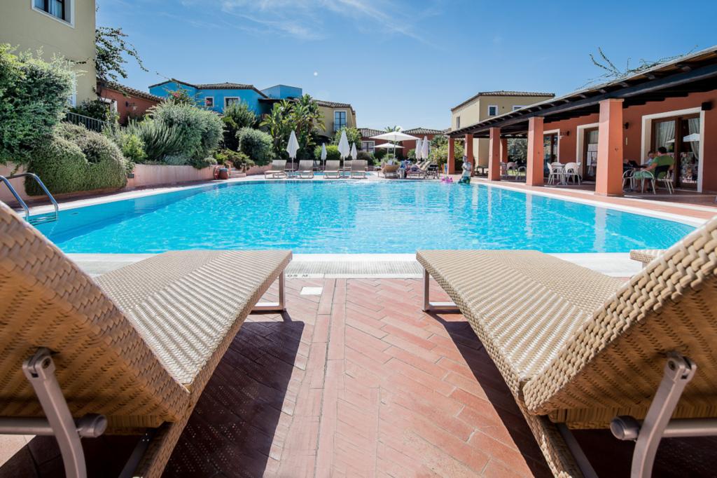 Wundersch�ne Residence Borgo degli Ulivi, 3-Zimmer