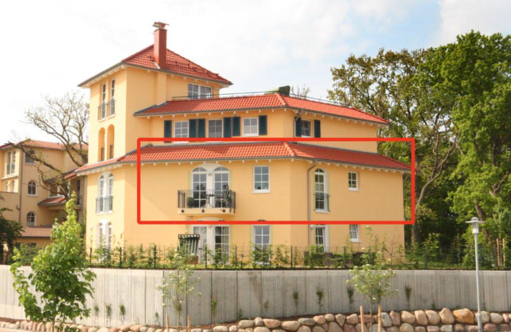 Haus Meeresblick FeWo Strandburg B 1.02 Ref. 13606