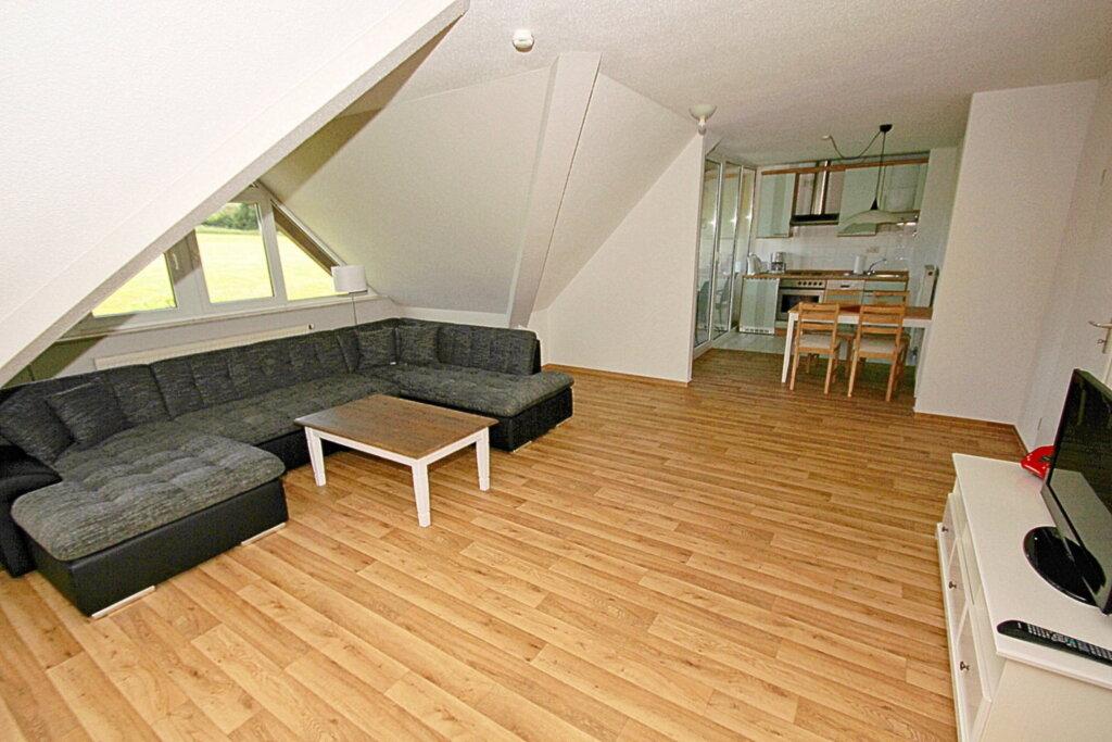 Strandhaus Mönchgut, B 21: 65 m², 2-Raum, 4 Pers.,