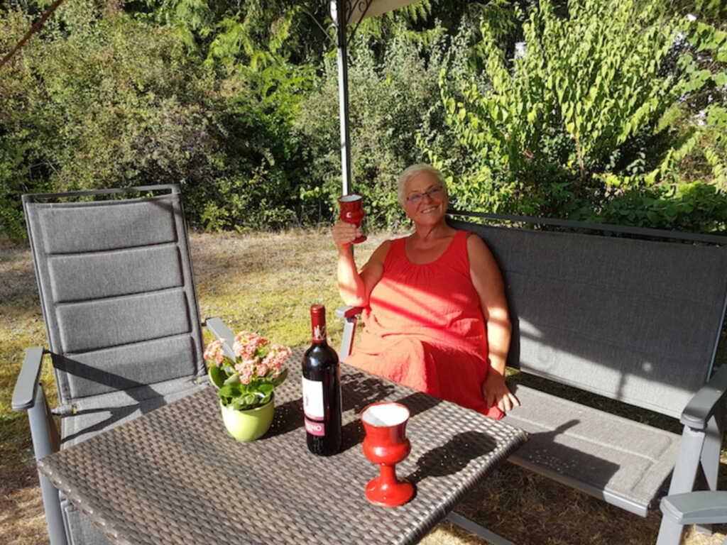 Ferienwohnung Villa am Haussee, Ferienwohnung am H