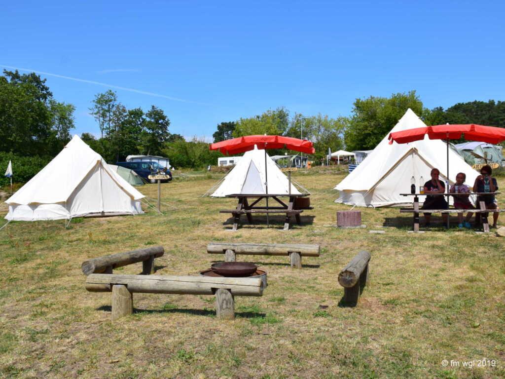 Tipi-Camp, Seeadler 5