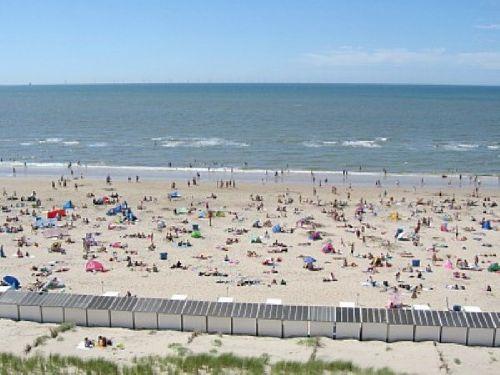 Egmond aan Zee hat das schönste Strand.