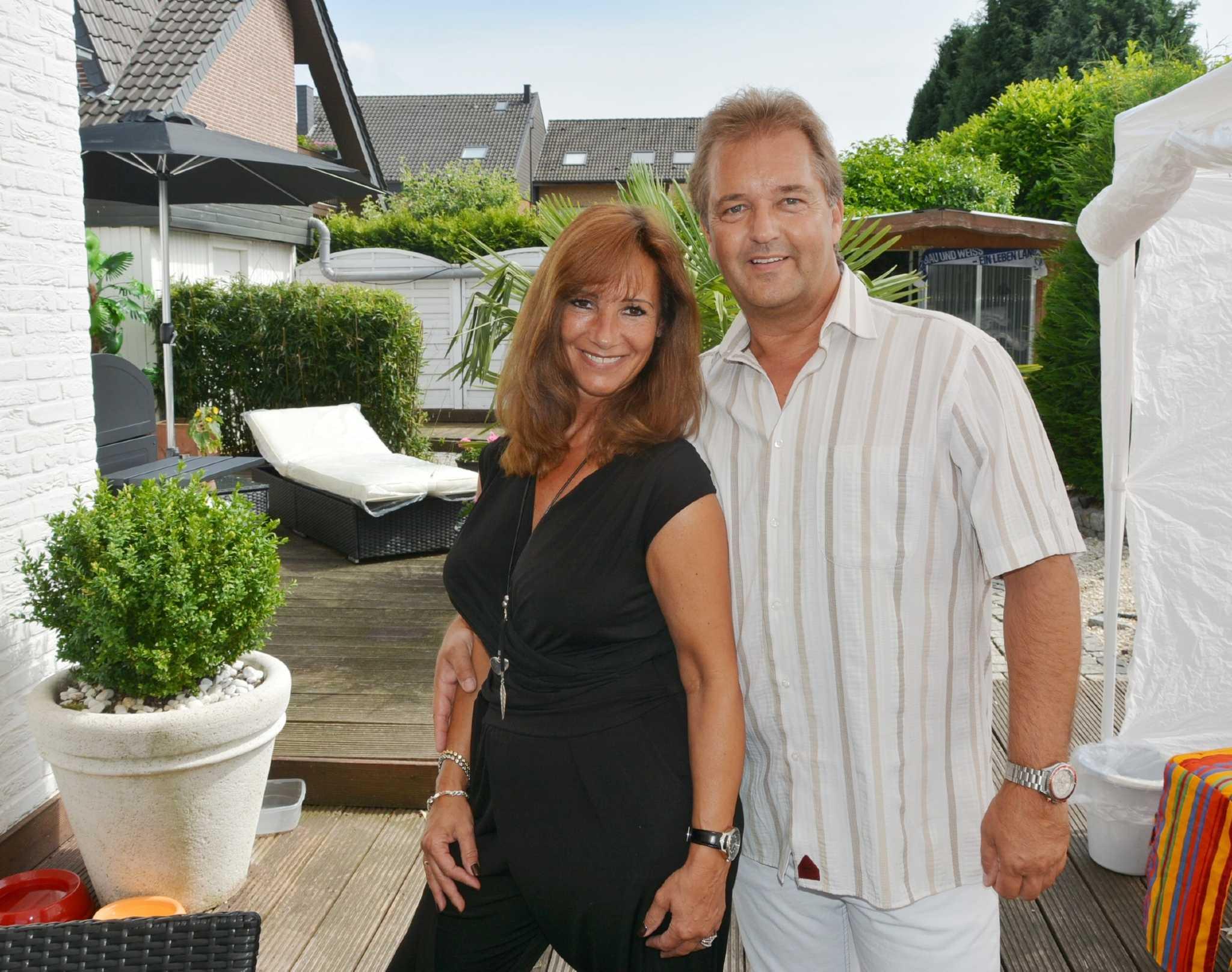 Frank und Petra Hapke