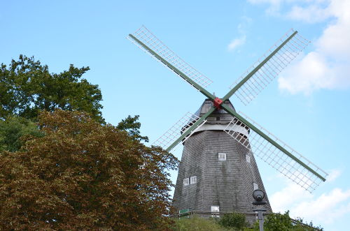 Röbeler Mühle im Stadkern