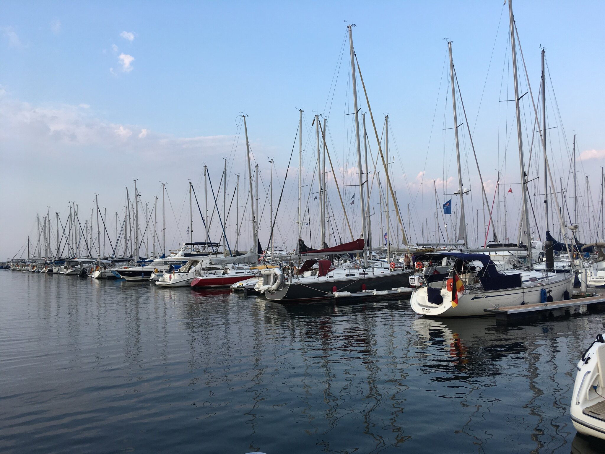 Bootshafen Kühlungsborn