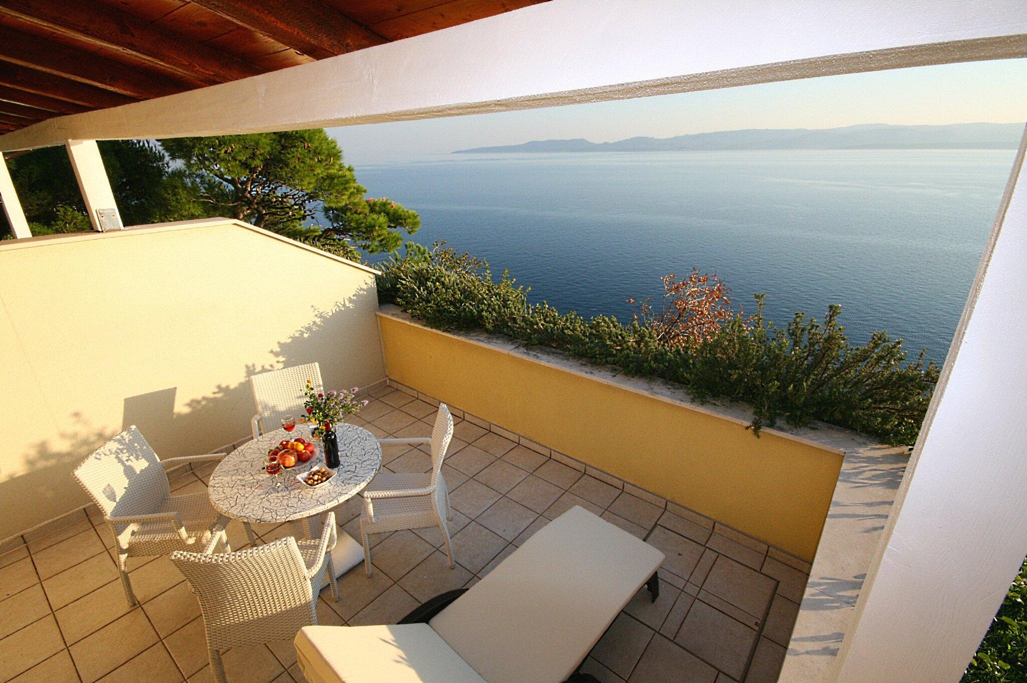 Wohnbereich Villa Ruzmarina