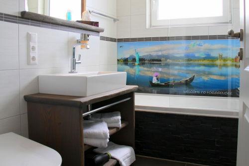 WC mit Bidet Funktion