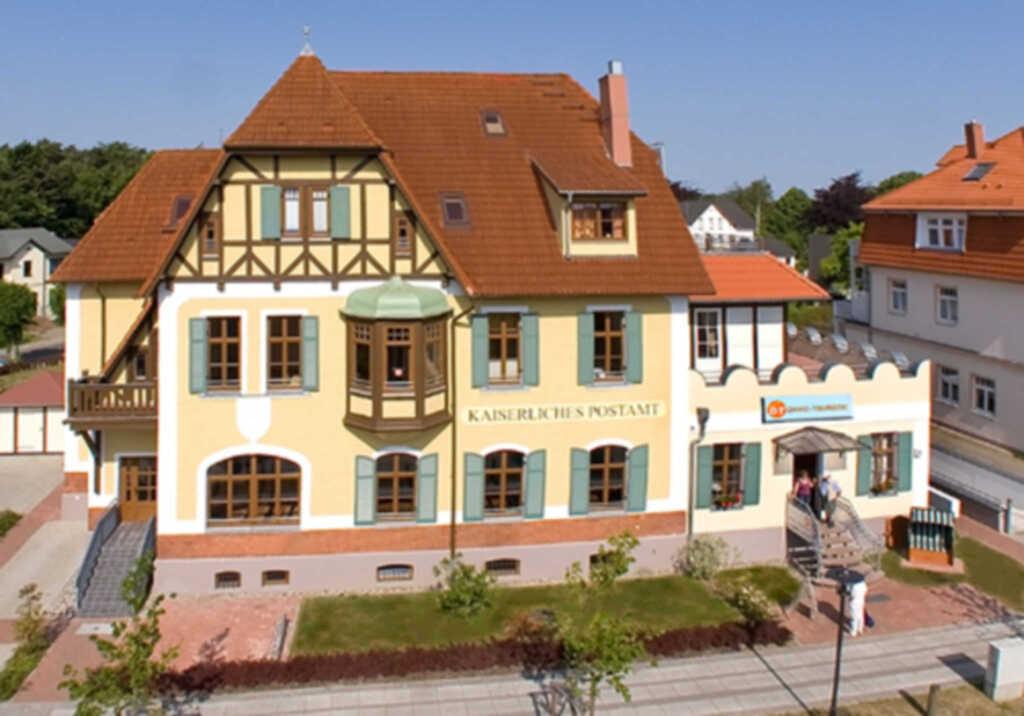 Kaiserliches Postamt 05, Kaisl. Postamt App. 05 -