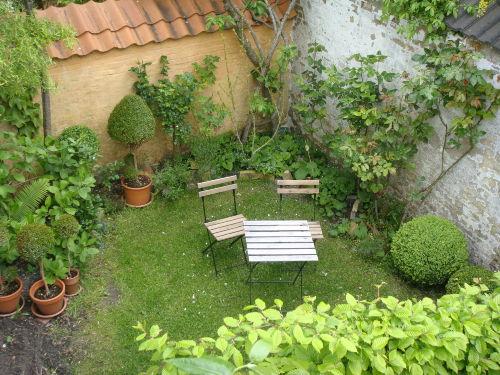 unser gemütlicher Garten
