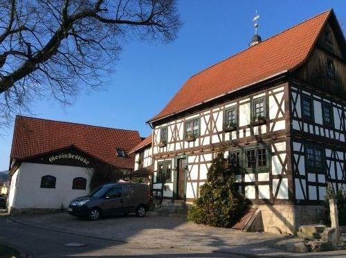 Detailbild von Ferienhaus Gesindestube