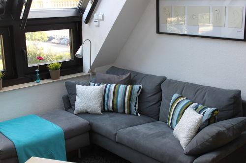 gemütliche Rolf Benz Couch