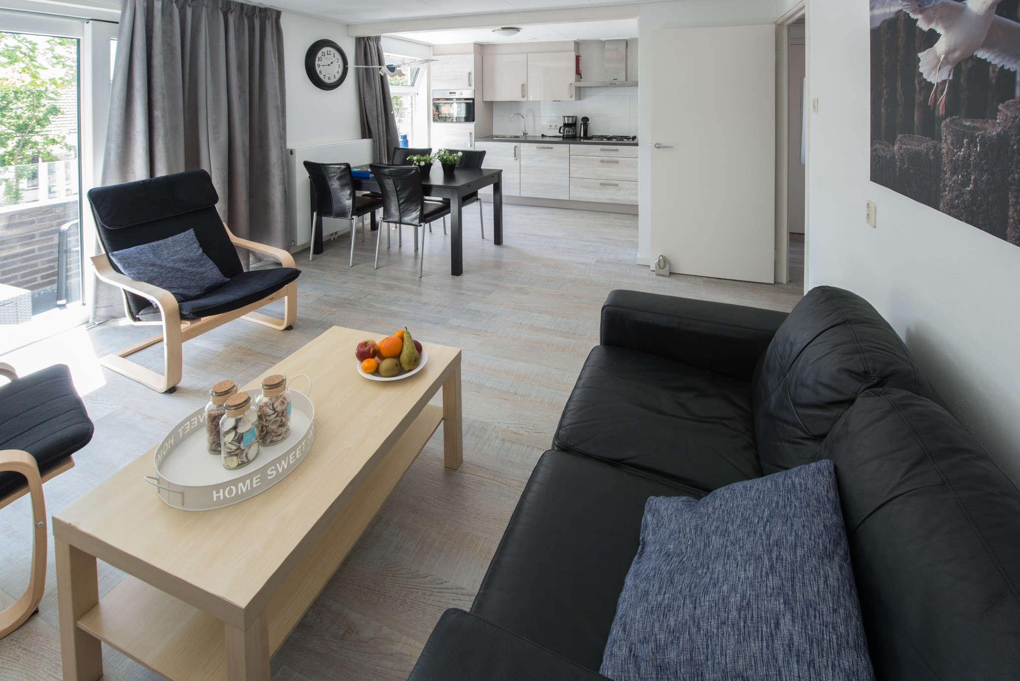 Detailbild von Apartment Zilvermeeuw