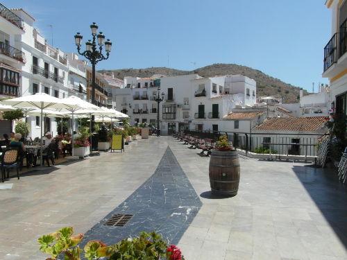 Strand El Penoncillo Torrox Costa