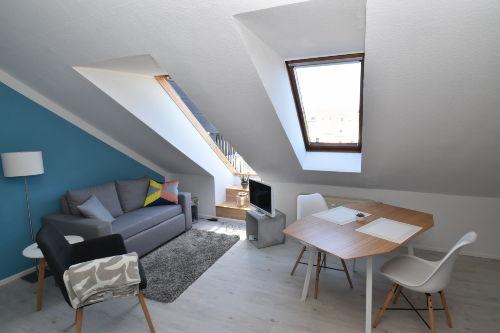Elegantes Apartment im Dachgeschoss