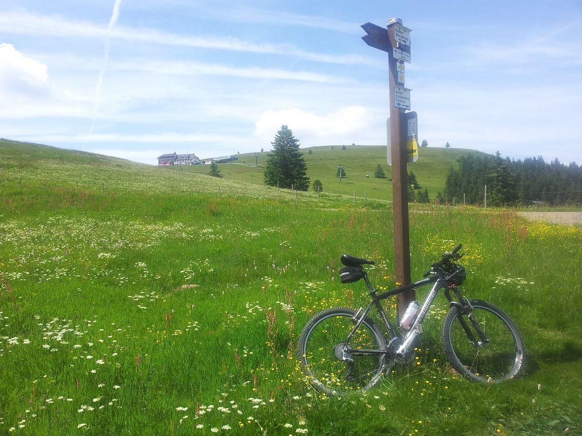 Wander- und Bikeparadies