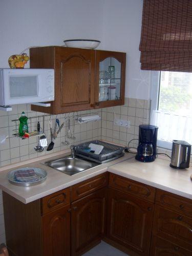 Küchenzeile (teilweise)