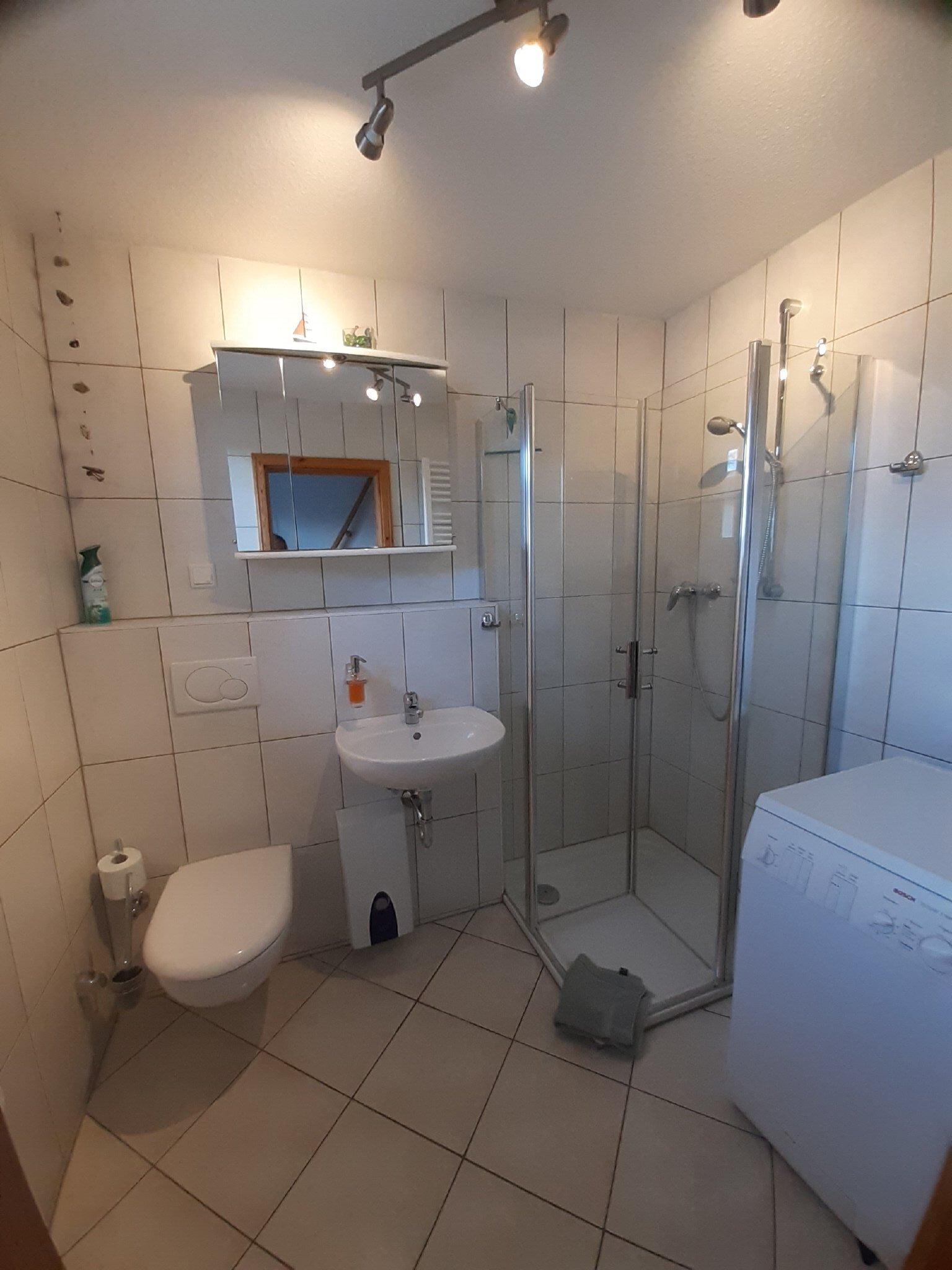 Bad WC Bereich