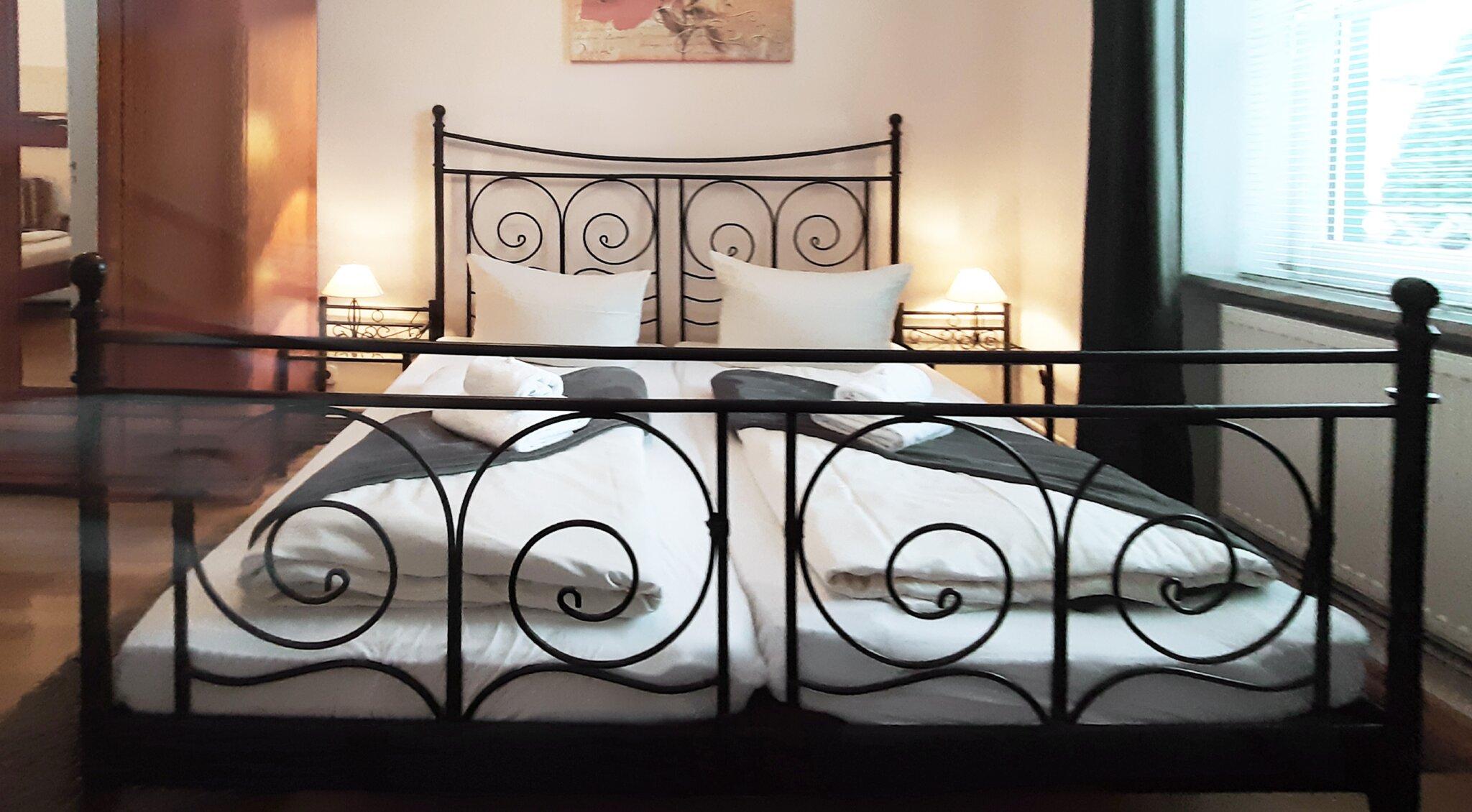 Liebevoll eingerichtete Zimmer