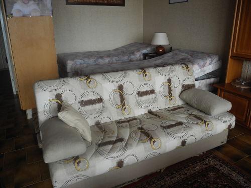 Betten und Klappchouch