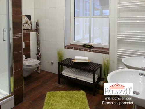 Neues modernes Duschbad